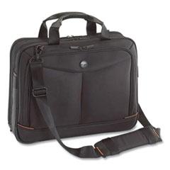 "Targus® Meridian II Toploading Laptop Case, For 15.6"" Laptop, 16.5 x 5 x 13.5, Black"