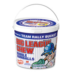 Big League Chew® Bubble Gum Balls, Outta' Here Original, 80 Balls/Tub