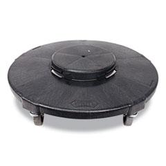"""Impact® GatorAnchor Anchor Dolly, 250 lb Capacity, 23.5"""" Diameter, Black, 2/Carton"""