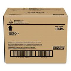 "Mr. Clean® Magic Eraser Extra Durable, 4 3/5"" x 2 2/5"", 7/10"" Thick, White, 30/Carton"