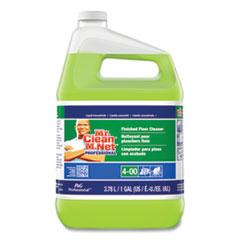 Mr. Clean® Finished Floor Cleaner, Lemon Scent, 1 gal Bottle
