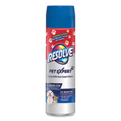 RESOLVE® Pet High Traffic Foam Carpet and Upholstery Cleaner, 22 oz Aerosol Spray