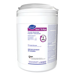 Diversey™ Oxivir TB Disinfectant Wipes, 6 x 6.9, White, 160/Canister, 4 Canisters/Carton