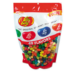 Jelly Belly® Candy, 49 Assorted Flavors, 2lb Bag