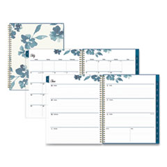 Blue Sky® Academic Year Frosted Weekly/Monthly Planner