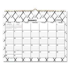 Cambridge® Mackenzie Wall Calendar, 15 x 12, 2022