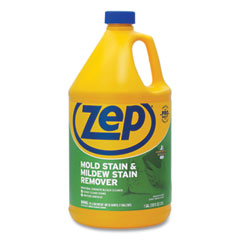 Zep Commercial® Mold Stain and Mildew Stain Remover, 1 gal, 4/Carton