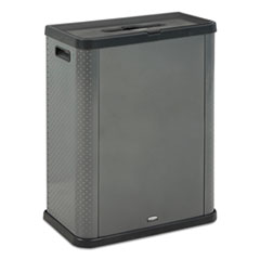 Rubbermaid® Commercial Elevate Decorative Refuse Container