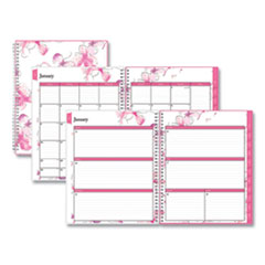 Blue Sky® Breast Cancer Awareness Weekly/Monthly Planner