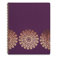 AT-A-GLANCE® Sundance Weekly/Monthly Planner, 11 x 8.5, Purple, 2022