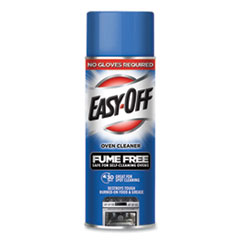 EASY-OFF® Fume-Free Oven Cleaner, Lemon Scent 14.5 oz Aerosol Spray, 12/Carton