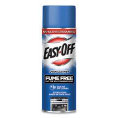 EASY-OFF® Fume-Free Oven Cleaner, Lemon Scent, 14.5 oz Aerosol Spray