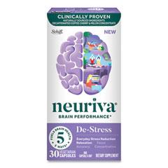 Neuriva® Brain Performance De-Stress, 30 Count