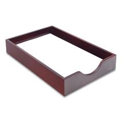 Carver™ Hardwood Stackable Desk Trays