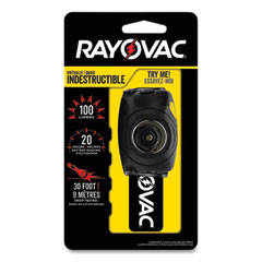 Rayovac® Virtually Indestructible LED Flashlights