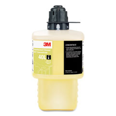 3M™ Disinfectant Cleaner RCT Concentrate, 1.9 L Twist N' Fill Bottle, 6/Carton