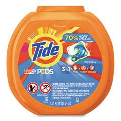 Tide® Pods, Original Scent, 72/Pack