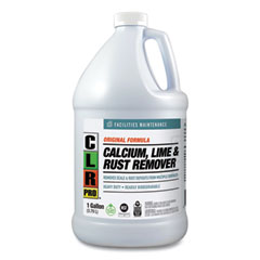 CLR PRO® Calcium, Lime and Rust Remover, 1 gal Bottle