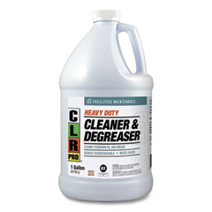 CLR PRO® Heavy Duty Cleaner and Degreaser, 1 gal Bottle