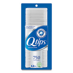 Q-tips® Cotton Swabs, 750/Pack