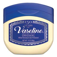 Vaseline® Jelly Original, 13 oz Jar, 24/Carton