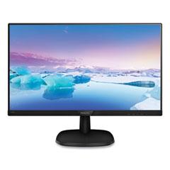 "Philips® V-Line Full HD LCD Monitor23.8"" Widescreen, IPS Panel, 1920 Pixels x 1080 Pixels"