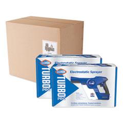 Clorox® TurboPro Handheld Sprayer, 32 oz, 2/Carton