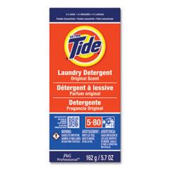 Tide® Laundry Detergent Powder, 5.7 oz, 14/Carton