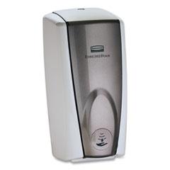 Rubbermaid® Commercial AutoFoam Touch-Free Dispenser, 1,100 mL, 5.18 x 5.25 x 10.86, White/Gray Pearl