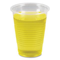 Boardwalk® Translucent Plastic Cold Cups, 7oz, Polypropylene, 100/Pack