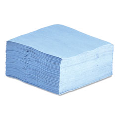 HOSPECO® TASKBrand Advanced Performance Series Wipers, 13 x 12, Blue, 500/Carton