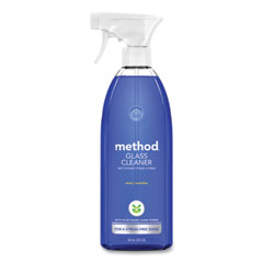 Method® Glass and Surface Cleaner, Mint, 28 oz Spray Bottle