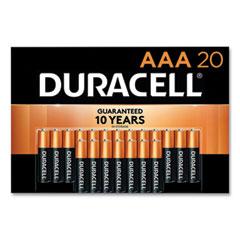 CopperTop Alkaline AAA Batteries, 20/Pack