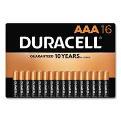 CopperTop Alkaline AAA Batteries, 16/Pack
