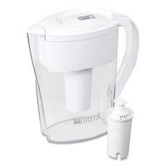 Brita® Space Saver Water Filter Pitcher, 48 oz, 6 Cups