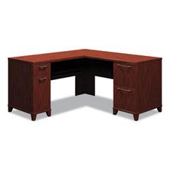 Bush® Enterprise Collection L-Desk
