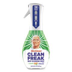 Mr. Clean® Clean Freak Deep Cleaning Mist Multi-Surface Spray, Gain Original, 16 oz Spray Bottle, 6/Carton