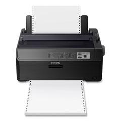 Epson® FX-890II N Impact 9-Pin Dot Matrix Printer, Narrow Carriage