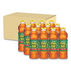 Pine-Sol® Multi-Surface Cleaner, Pine Disinfectant, 24oz Bottle, 12 Bottles/Carton