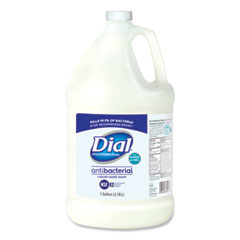 Dial® Professional Antibacterial Liquid Hand Soap with Moisturizers, Pleasant, 1 gal, 4/Carton