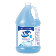 Dial® Professional Antibacterial Liquid Hand Soap, Spring Water, 1 gal