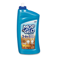 MOP & GLO® Triple Action Floor Cleaner, Fresh Citrus Scent, 32 oz Bottle