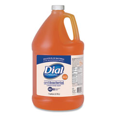Dial® Professional Gold Antibacterial Liquid Hand Soap, Floral, 1 gal
