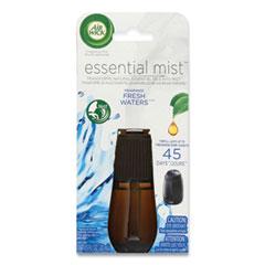 Air Wick® Essential Mist Refill, Fresh Water Breeze, 0.67 oz Bottle, 6/Carton