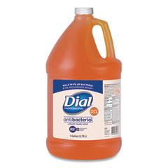 Dial® Professional Gold Antibacterial Liquid Hand Soap, Floral, 1 gal, 4/Carton
