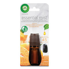 Air Wick® Essential Mist Refill, Mandarin Orange, 0.67 oz Bottle, 6/Carton