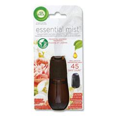 Air Wick® Essential Mist Refill, Peony and Jasmine, 0.67 oz Bottle, 6/Carton