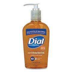 Dial® Professional Gold Antibacterial Liquid Hand Soap, Floral, 7.5 oz Pump