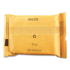Basic Elements Facial Soap Bar, Clean Scent, 0.71 oz Box, 500/Carton