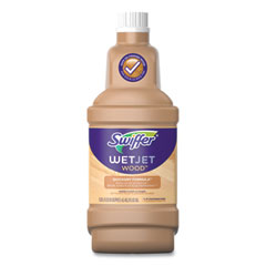 Swiffer® WetJet System Cleaning-Solution Refill, Blossom Breeze Scent, 1.25 L Bottle, 4/Carton
